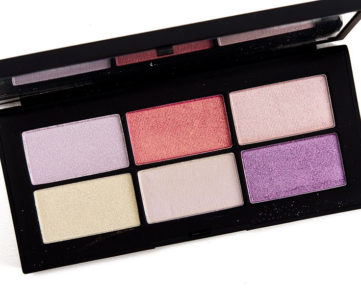NARS Danger Control Eyeshadow Palette Review, Photos, Swatches