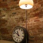 Living Room Floor Lamp – Vintage Style – Vintage Retro Mushroom Standard Light