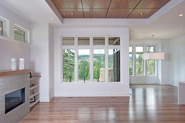 Predator Ridge Monte Show Home - windows - drywall returns