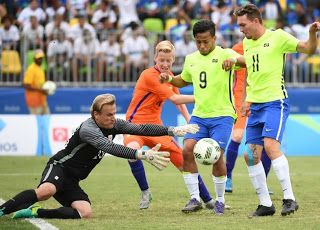 Blog Esportivo do Suíço:  Com a bênção de Cafu, Brasil bate Holanda e leva o bronze no fut de 7