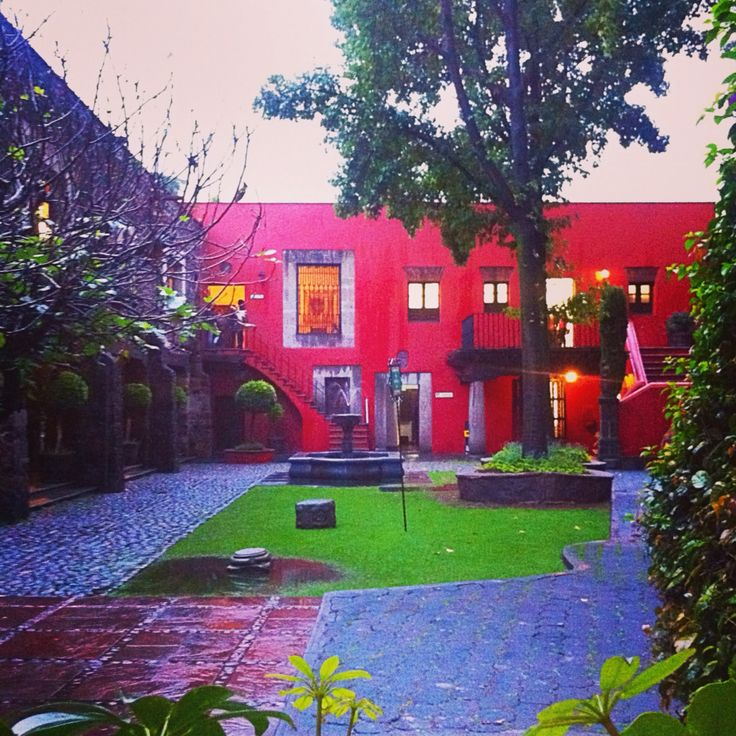 Universidad Panamericana  Mexico City  Mexico colonial