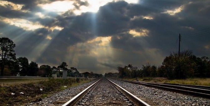 it's not a rail track: IT'S LIFE!