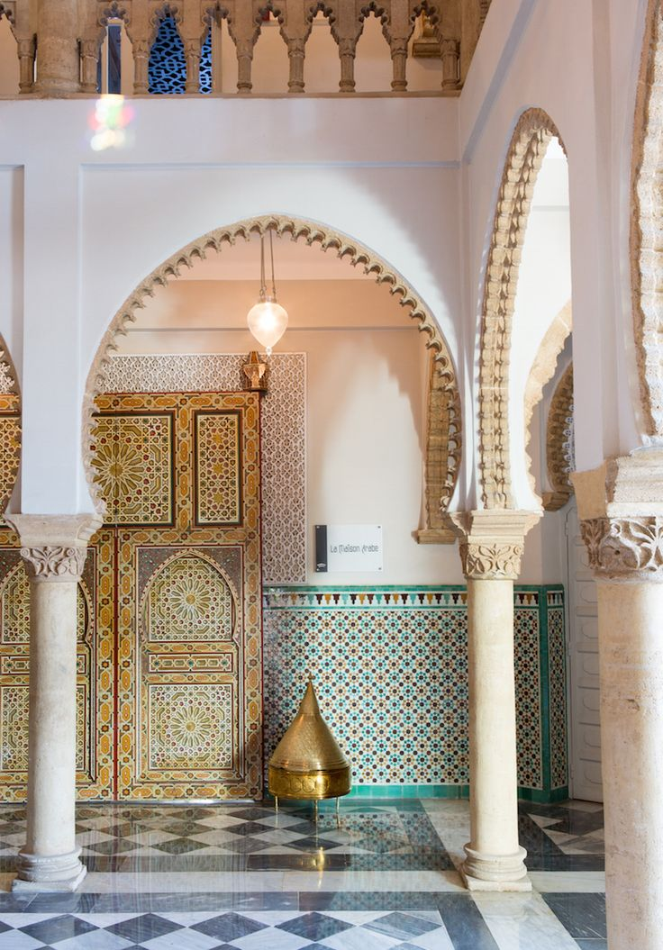 Hotel La Tour Hassan. Morocco