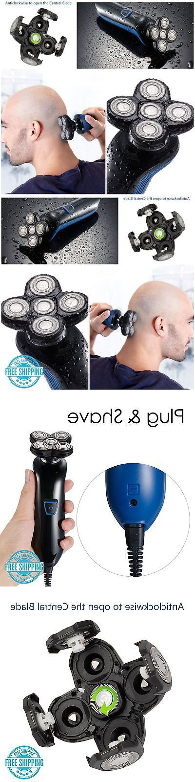 Mens Shavers: Bald Head Shavers For Men Smart Best Shaver Smooth Skull Cord Cordless Wet Dry -> BUY IT NOW ONLY: $101.79 on eBay!