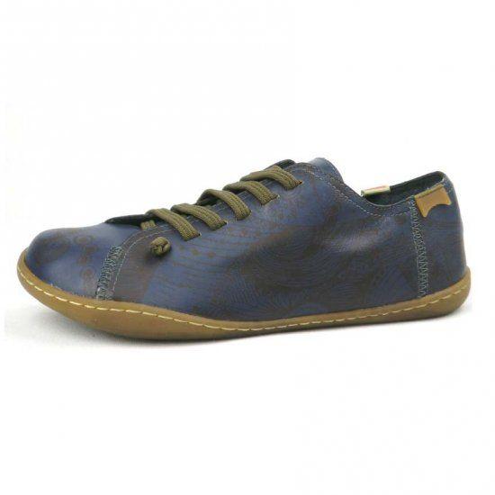Camper Shoes Men PEU 011 Blue