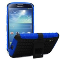 KaysCase ArmorBox Cover Case for Samsung Galaxy S4 SIV S IV Smart Phone (BLUE) $4.99