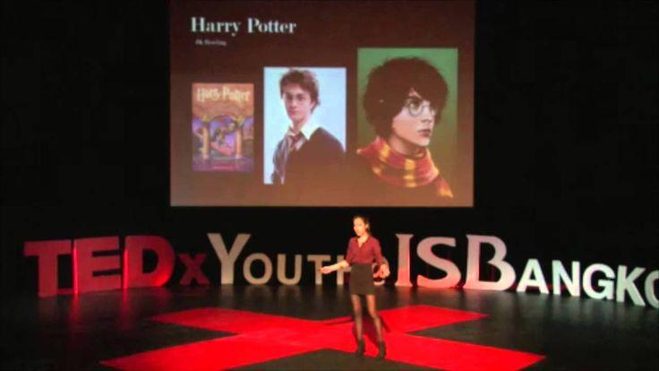 Default: A talk on the lack of diversity in literature   Marsha Niemeije...