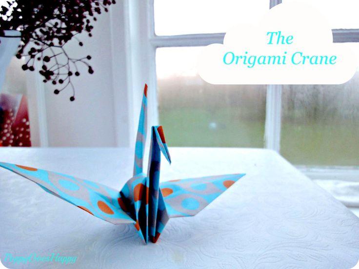 the origami crane