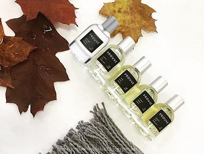 PROUVÉ illatbirodalom: Férfi parfümök