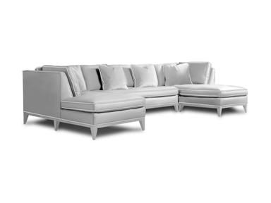 Shop for Sherrill Sectional, 2549-Sect, and other Living Room Sectionals at Goods Home Furnishings in North Carolina Discount Furniture Stores.