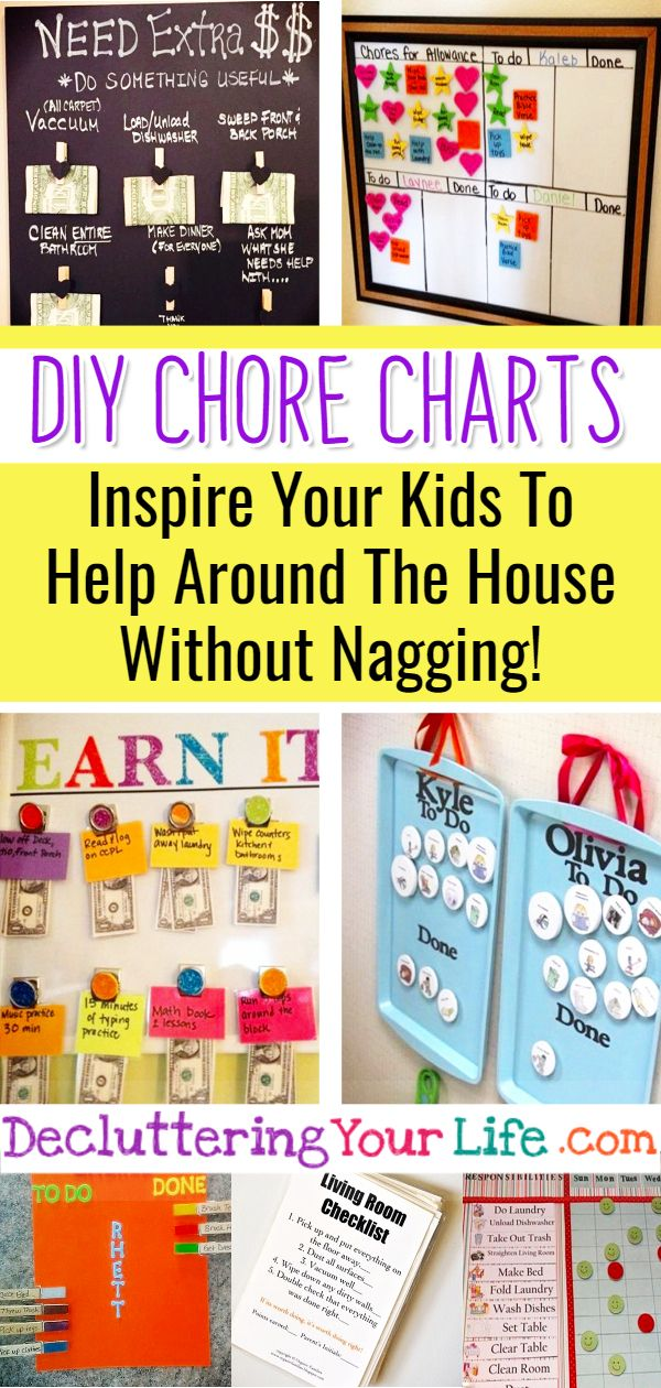 59 C Chart Ideas For Kids Multiple Diy Boards