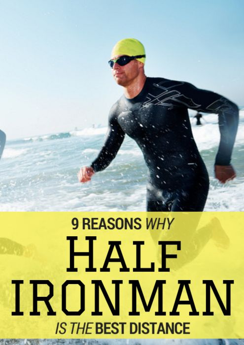 An IRONMAN is not for the faint of heart. With a 17-hour cutoff to complete the 2.4-mile (3.86 km) swim, 112-mile (180.25 km) bike and the 26.2-mile (42.20 km) run, reaching the finish line requires countless hours of training and preparation. So, what's the draw to this ultimate endurance event? 9 Reasons Why IRONMAN Triathlons Are the Best Distance http://www.active.com/triathlon/articles/9-reasons-why-ironman-triathlons-are-the-best-distance?cmp=17N-DP20-BND10-SD40-DM10-T9-04252017-1979