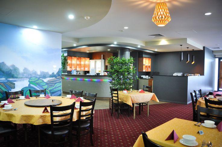 Dining Area of Springwood Garden. Springwood Tower, Brisbane.