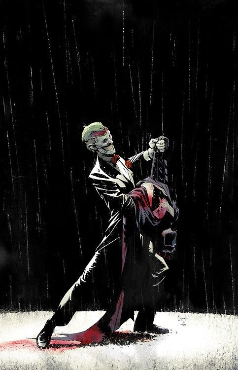The Joker by Greg Capullo