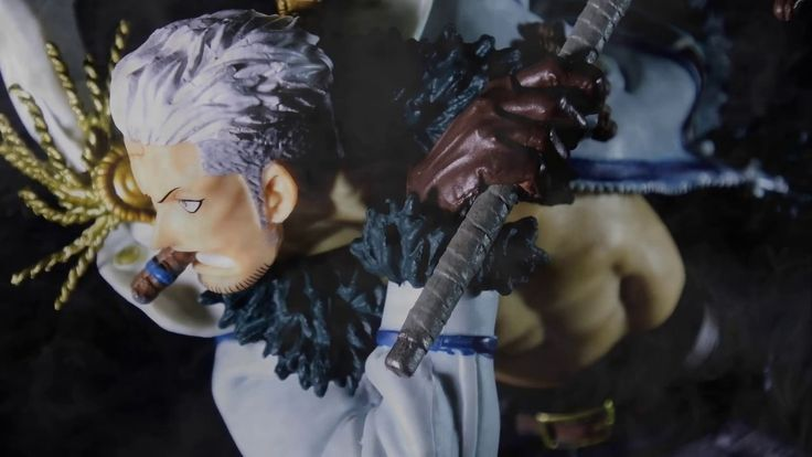 One Piece Smoker SCultures Colosseum Vol 5 4K