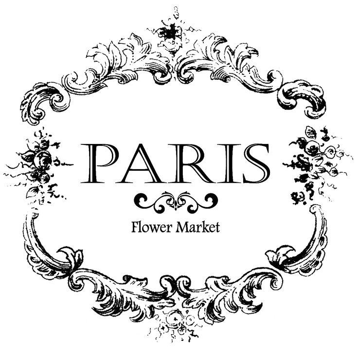 vintage labels | vintage french ephemera label