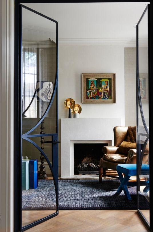 House Tour An Art Deco Melbourne Home Receives A Bold Revamp