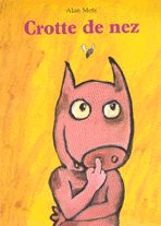 Comment un petit cochon fait fuir le grand méchant loup en se mettant les doigts dans le nez !