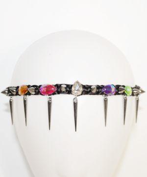 Ziggy headband -multicolor