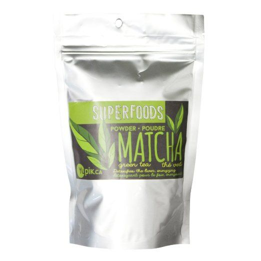Yupik Organic Japanese Matcha Green Tea Powder, 250g $30