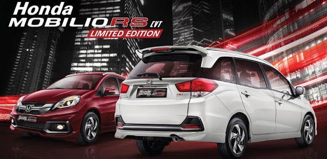 Spesifikasi Harga & Kredit Honda Mobilio RS Balikpapan