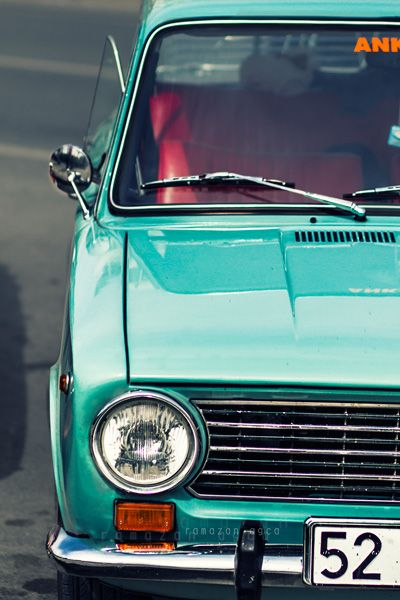 Murat Lada Vaz Mobil Wallpaper Classics Car Royal