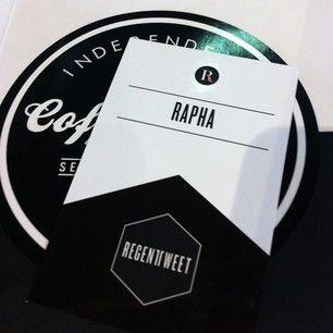"""""""Independent coffee book London"""" + #regenttweet ;) @RaphaCycleClub by @Sylwia Presley"""