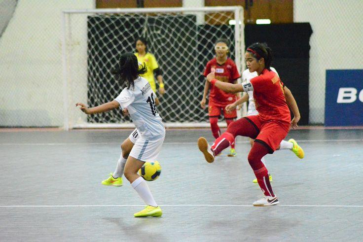 di final LIMA Futsal Nationals 2017. UPI sudah menjadi juara bertahan LIMA Futsal Nationals sejak season pertama LIMA Futsal digelar.