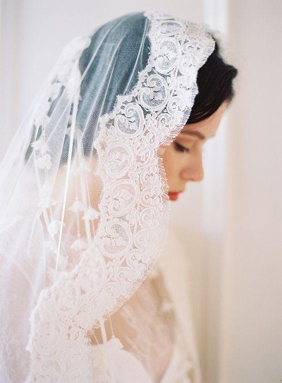 まるで外国人モデル花嫁♡神秘的&幻想的な『マリアベール』の魅力を再確認♡にて紹介している画像