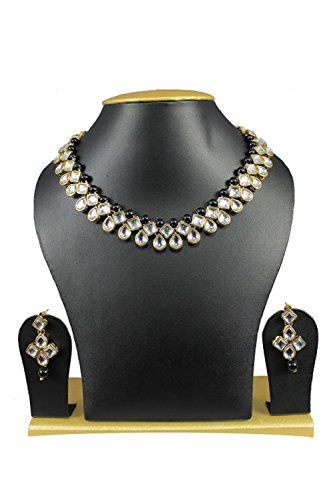 Bollywood Indian gold Plated Black Pearl Kundan Party Wea... https://www.amazon.com/dp/B071VYFG69/ref=cm_sw_r_pi_dp_x_GcIvzb4X4NNZ4