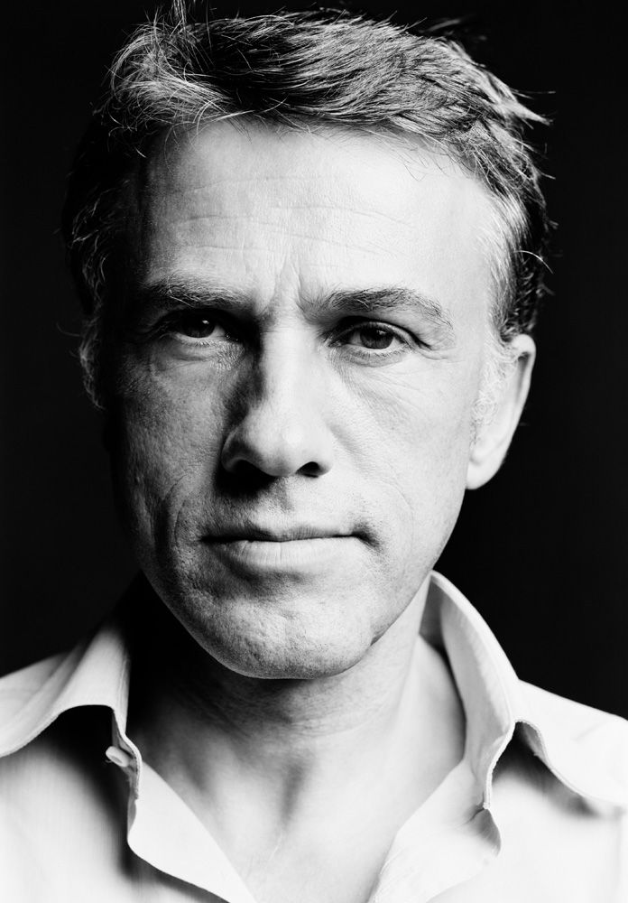 Christoph Waltz by Jim Rakete, 2007