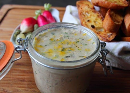 Food Wishes Video Recipes: Duck Rillettes – It Only Tastes Like Duck Butter with Extra Butter