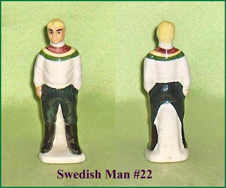 Swedish Man Canadian Tender Leaf Tea Premium Tender Leaf Number 22 From Peoples of Many Lands by EttasEmporium on Etsy