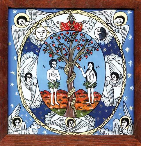 Arta icoanelor pe sticla de la Manastirea Nicula | eNational.ro