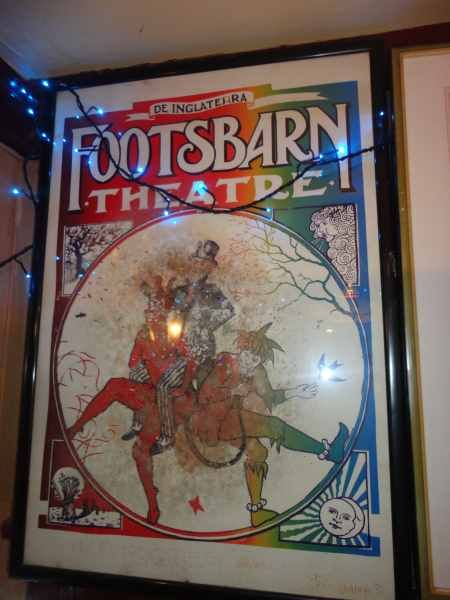 Footsbarn Theatre