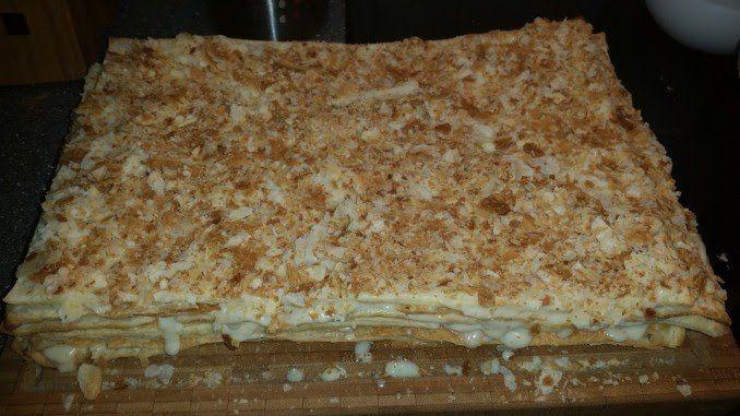Rezept: Russische Napoleon Torte schnell gemacht   Frag Mutti