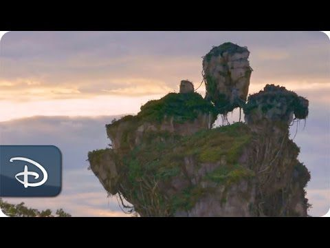 All in the Details: Imagineers Partner With AVATAR Filmmakers To Create Pandora – The World of Avatar | Disney Parks Blog | Bloglovin'