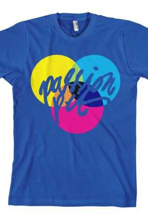 CMYK (Royal Blue)