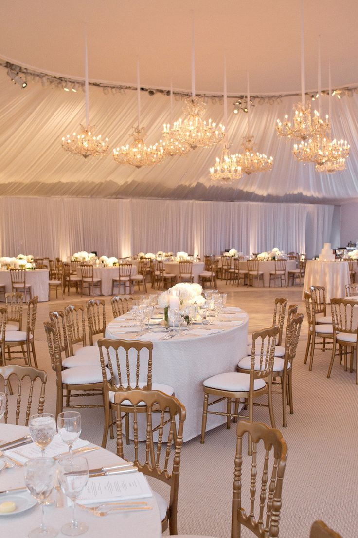 Well lit marque = great looking venue = great photographic record. Lighting from candles on tables, chandeliers, up-lighters and marquee made of off-white pinkish tones.