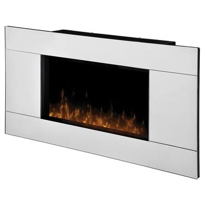 $499.99  Dimplex - Reflections Wall Mount Electric Fireplace with Mirrored Frame - DWF-13293A - Home Depot Canada