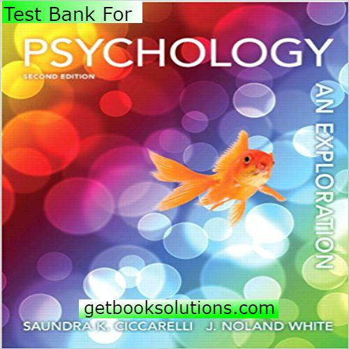 363 best testbank images on pinterest textbook banks and manual test bank for psychology an exploration edition by ciccarelli white solutions manual and test bank for textbooks fandeluxe Gallery