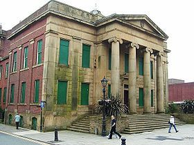 Oldham Old Town Hall