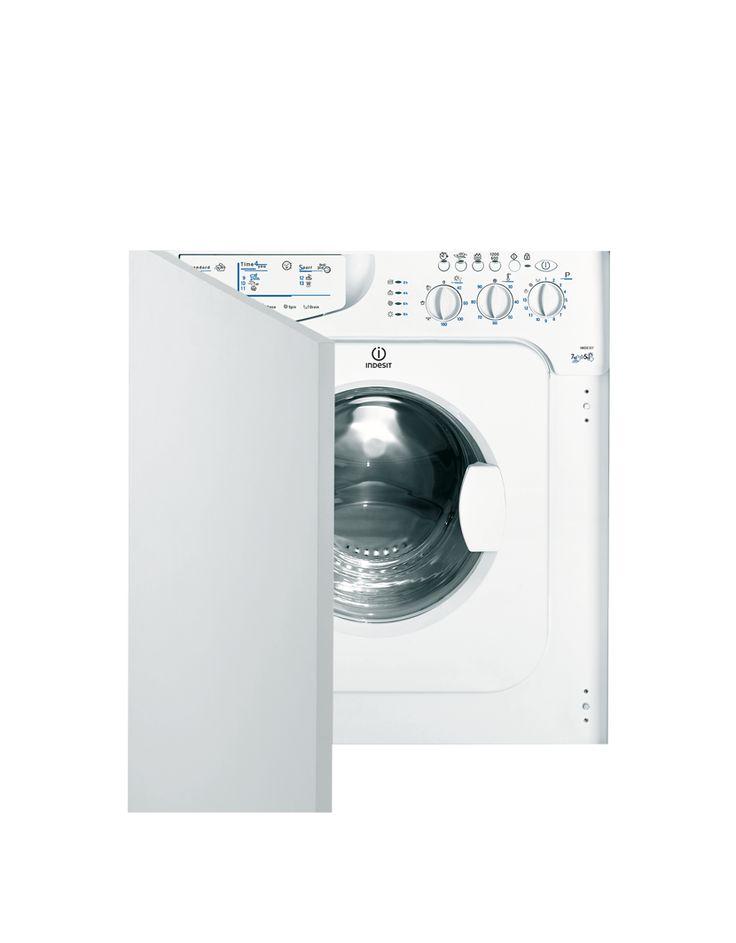 Lavadora Secadora IWDE 127 EU - Puedes retrasar el inicio del programa hasta 24 horas de acuerdo a tus necesidades. Prepara la carga, añade el detergente, selecciona el programa y la máquina comenzará al la hora seleccionada. http://www.indesit.es/electrodomesticos_i/Lavadoras_Secadoras_IWDE_127_EU/pid_F083105SP/42.do