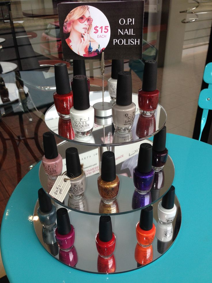 Yes OPI stocking fillers for Xmas one for $15, two for $25 !
