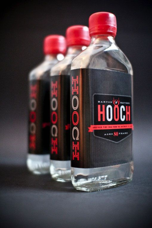 Hot Hooch. Great funny name for a liquor  IMPDO