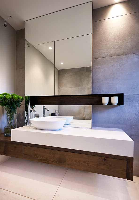 House in Sandhurst | Cleansing | M Square Lifestyle Design | M Square Lifestyle Necessities | #Interiordesign #interiordecor #contemporary #bathroom