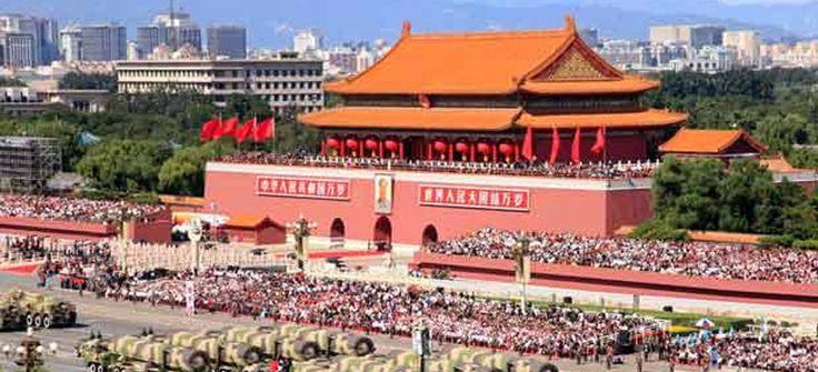3 de septiembre, gran desfile militar en Pekín - http://www.absolut-china.com/3-de-septiembre-gran-desfile-militar-en-pekin/