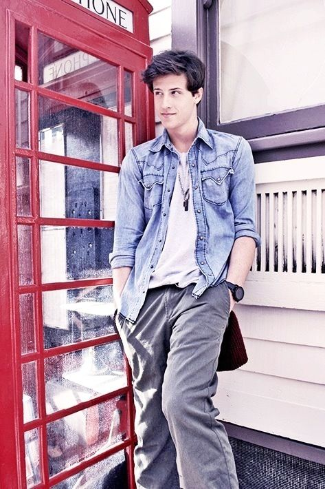 Shane Harper is best known for playing Spencer, Teddy's boyfriend on Good Luck Charlie and is a Christian, who is starring in the upcoming movie God's Not Dead.
