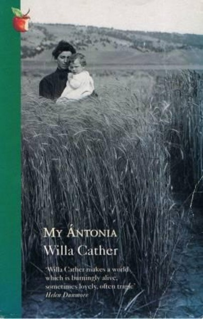 literary analysis of the book my antonia by willa cather The project gutenberg ebook of my antonia, by willa cather this ebook is for the use of anyone anywhere at no cost and with almost no restrictions whatsoever.