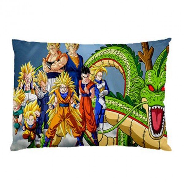 dragon ball z Rectangle Pillow Cases comfortable to sleep code ME1111